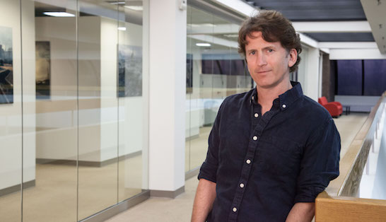 Todd Howard, Bethesda Game Studios